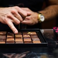 Ecrin de chocolat