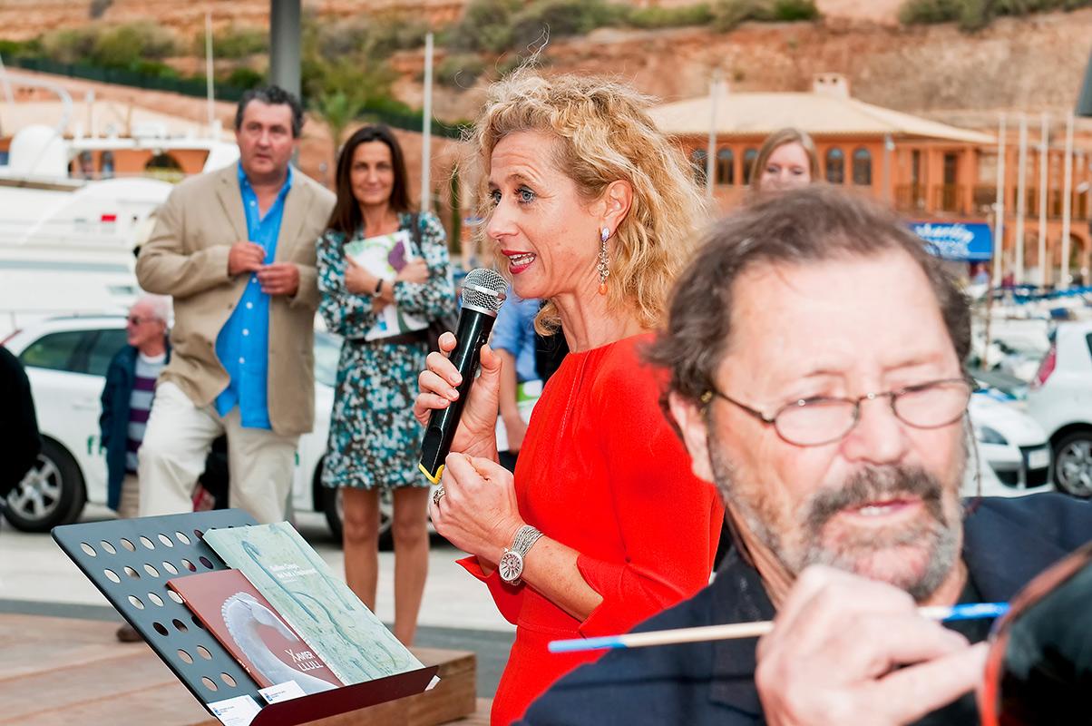 First Majorca inauguration