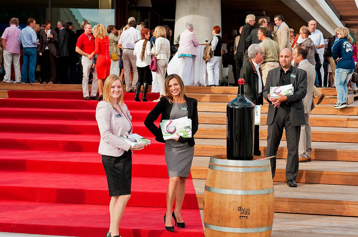 First Mallorca inauguration
