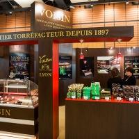 Salon du chocolat Stand Voisin